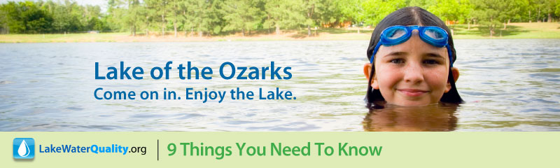 Water Quallity at Lake of the Ozarks - 9 Things You Need To Know